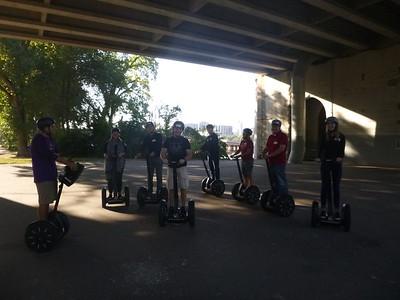 Minneapolis: August 22, 2018 (8:00 am) [Sherman]