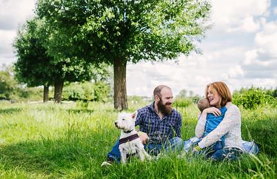 Cheshire Family