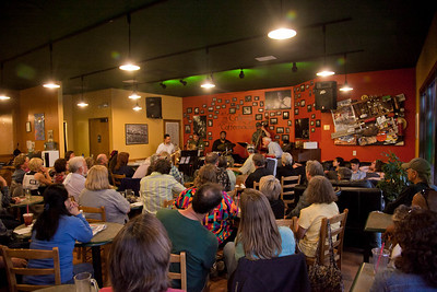 Jazz at College Coffeehouse