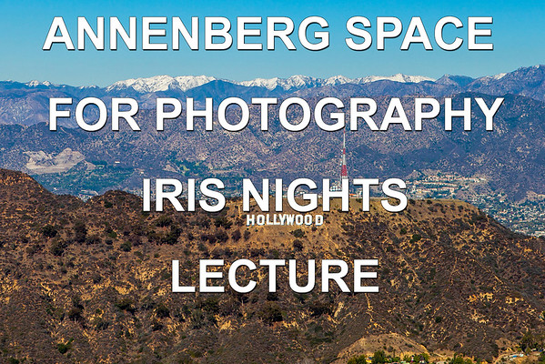 Iris Nights Lecture