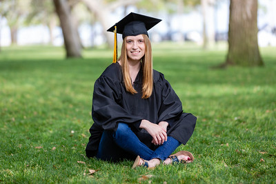 Yana-Cap and Gown