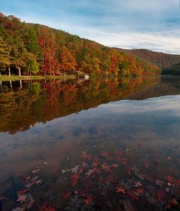 Shenandoah and Blue Ridge Mountains