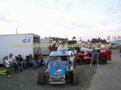 September 20, 2008 Redbud's Pit Shots Delaware International Speedway