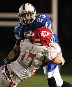 Danvers vs Masco D3 Northeast Football Playoffs