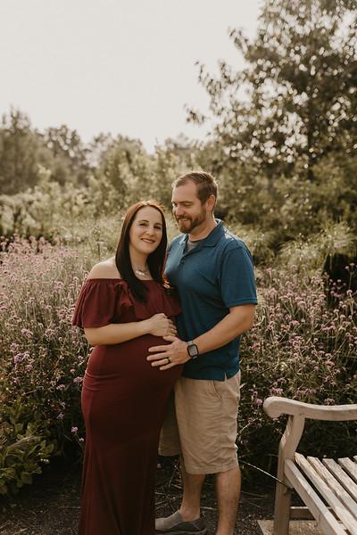 Sharer Maternity Photos