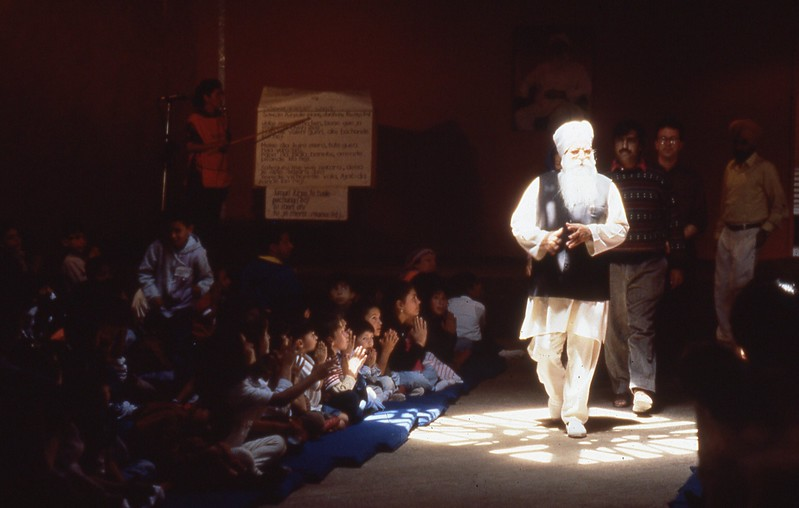 Sant Ji - South America 1995