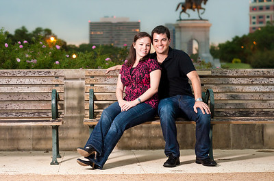 Linda & Eric