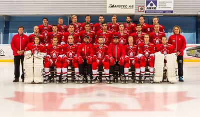 Bergen Icehockey 2015-2016