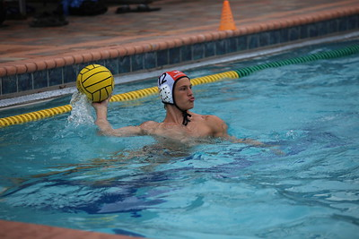 Water polo practice