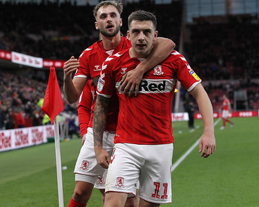 Middlesbrough vs Ipswich Town