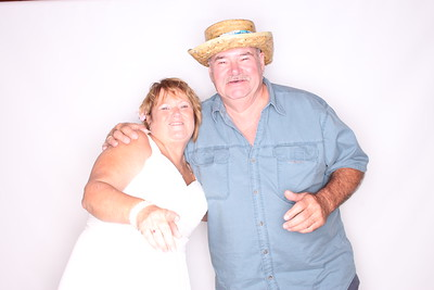 Denise  & Bob Ray Wedding