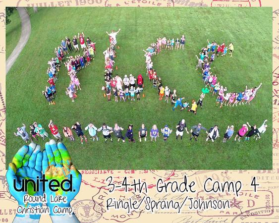 2017 3-4th Grade Camp 4