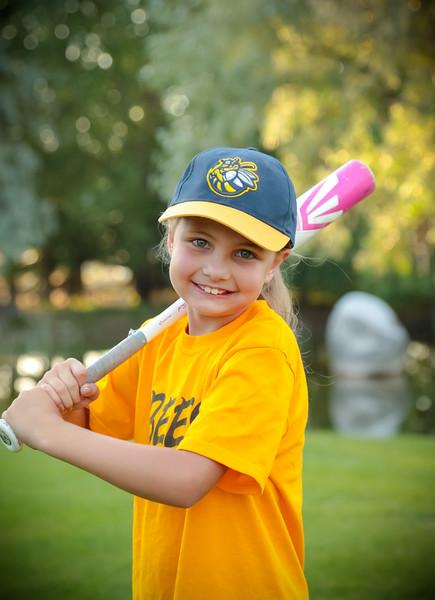 Bees Baseball 2016