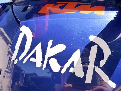 2007 KTM 990S Dakar