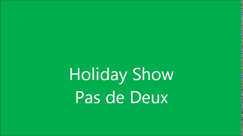 Holiday Show at Greensboro Coliseum - Pas de Deux (Tchaikovsky)  http://sillymonkeyphoto.com/2010/12/11/holiday-concerts-with-greensboro-symphony/
