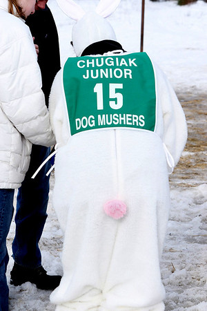 CHUGIAK DOG MUSHERS EASTER FUN RUN