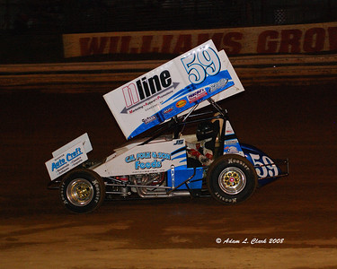 Williams Grove Speedway 8-22-08