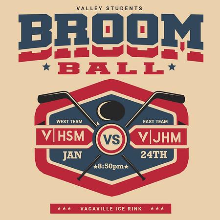 Broom Ball Jan 2020