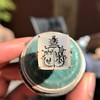 'Pineapple Family Crest' Chalcedony Ring, by Seal & Scribe 13