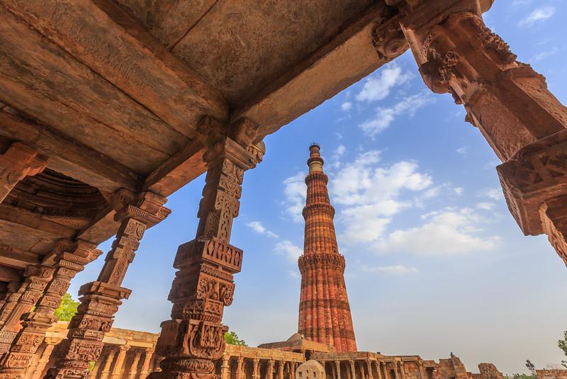 Qutub Minar - things to do in Delhi