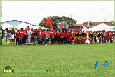 Agostini Limited Sports Day