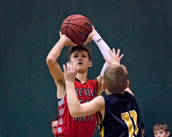 8th Grade Boys Lakeville North Basketball