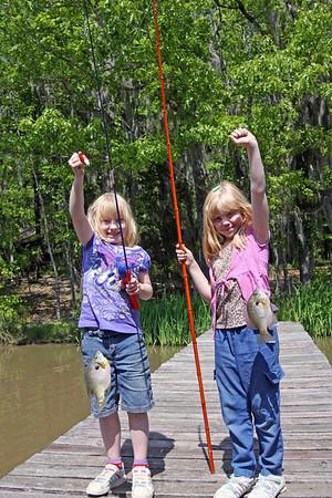 Fishing and Fun - April 11, 2009