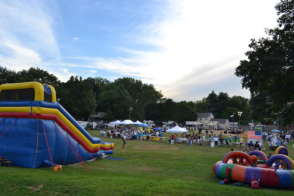 08/07/12 - New Milford, NJ National Night Out