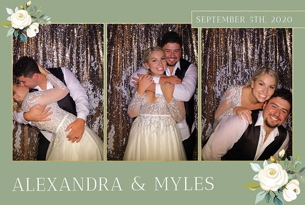 Alexandra & Myles