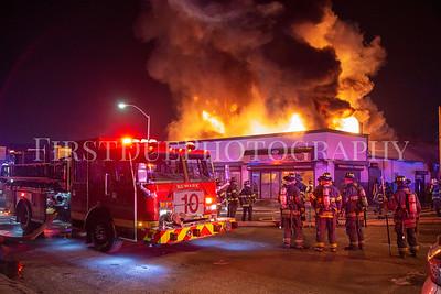 Newark 2nd Alarm 864 Clinton Ave. 2 Feb 19