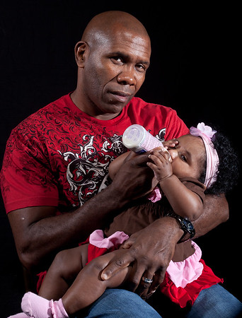 Davis family portraits