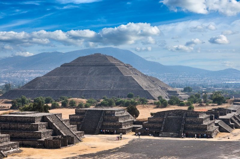 best day trip from mexico city - teotihuacan