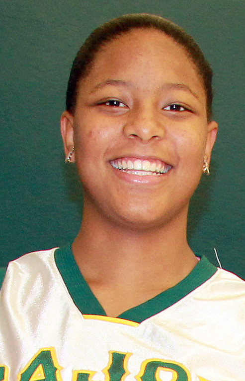 . DeJaunee Brooks of Cajon High School has been named to The Sun\'s All-Valley Girl\'s Basketball First Team. Courtesy photo