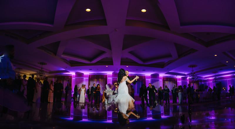 8. Entrances Dances Toasts
