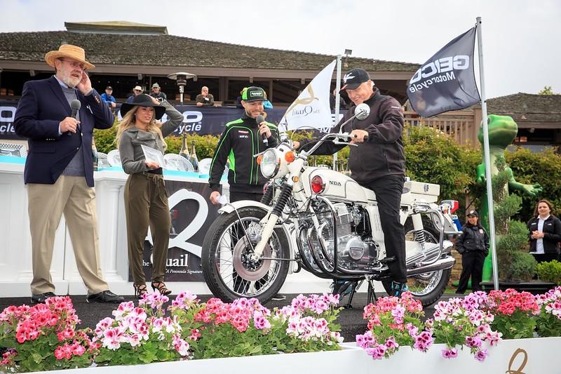 Quail Motorcycle Gathering - Award Winner - Honda CB750 Factory Police Special Japanese.jpg