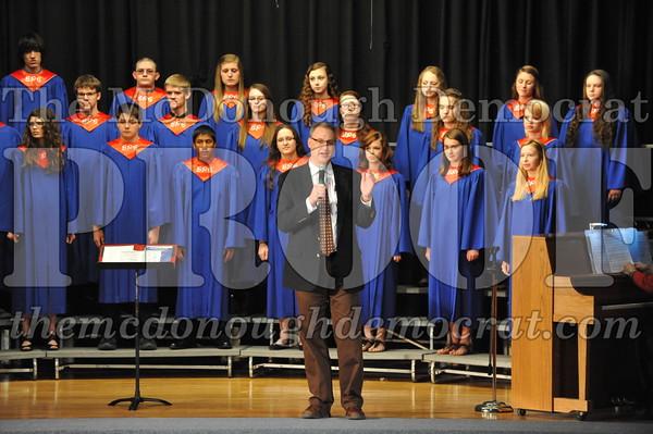 JH/HS Spring Choral Program 05-20-15