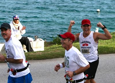 Bermuda International Race Weekend 2009 - Marathon and Half