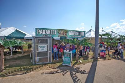 Eudora Farms New Parakeet Adventure