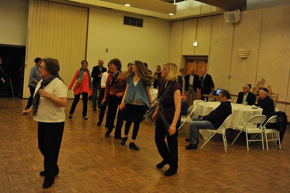 israli dancing