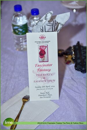 ASJA Girls | Fascinator Fantasy Tea Party and Fashion Show