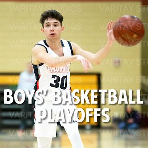 Prairie Boys Basketball Playoffs