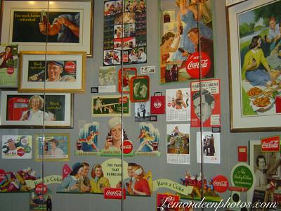 Musée Coca Cola d' Atlanta
