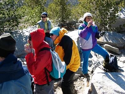 Mt. San Jacinto, November 2007