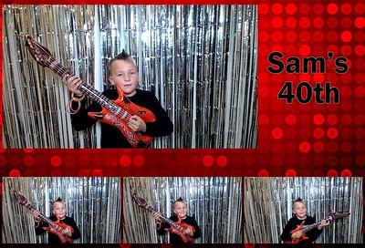 Sams 40th