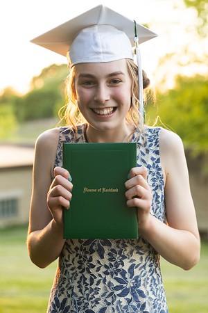 Cali 8th grade graduation
