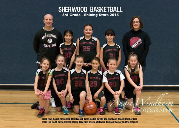 Coach Zink - 3rd Grade Girls
