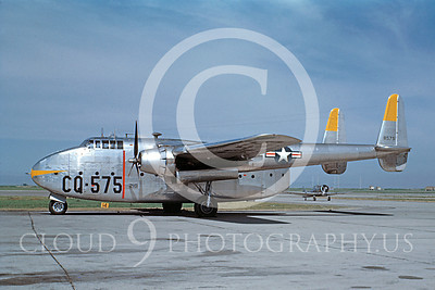 USAF Fairchild C-82 Military Airplane Pictures