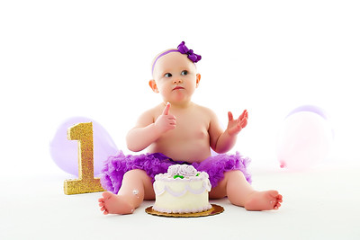 Anabelle 1 year