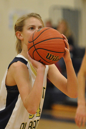 Sprague vs. WA Girls High School Basketball