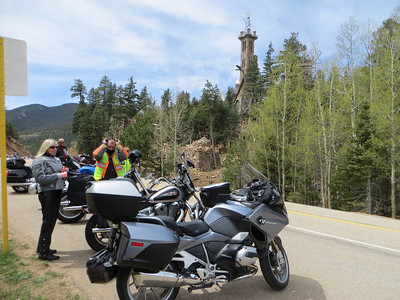 BFR to Bishops Castle-May 14